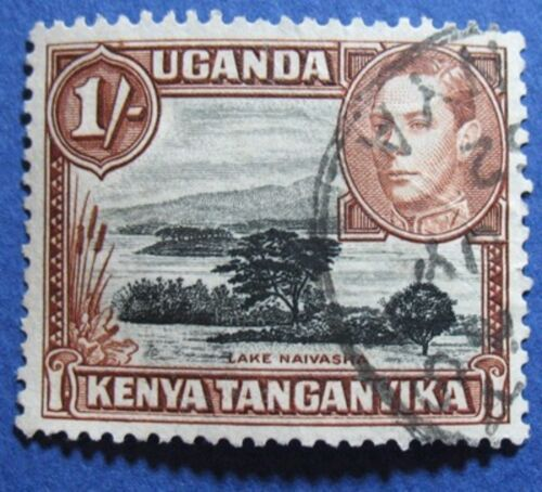 1950 KENYA UGANDA TANGANYIKA 1S SCOTT# 80a S.G.#145ba USED CS03647