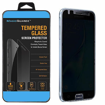 Premium Privacy Tempered Glass Screen Protector for Samsung Galaxy Amp Prime