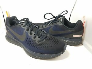 3721857013a88 sz 8.5 Nike Air Zoom Pegasus 34 Shield  907327-001  Running Shoes ...