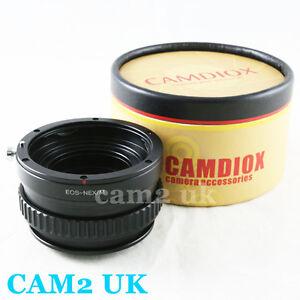 Canon-EOS-EF-Lens-to-Sony-NEX-E-Mount-Adapter-Macro-Focusing-Helicoid-5R-6-7-A7