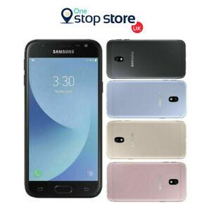Samsung-Galaxy-J3-2017-J330F-debloque-16-Go-4-G-13MP-Or-Noir-Smartphone-UK