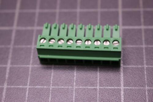 Stecker PHOENIX CONTACT MC1,5 //9 ST-3,81 160V 8A