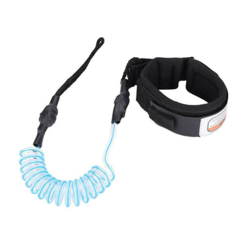 Ankle leash for Water Sports Coil Leash Rope For Stand Up Paddle Boards