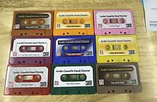 NEW 2019 BASF Audio Cassette head Cleaner for tape copiers copy duplicator