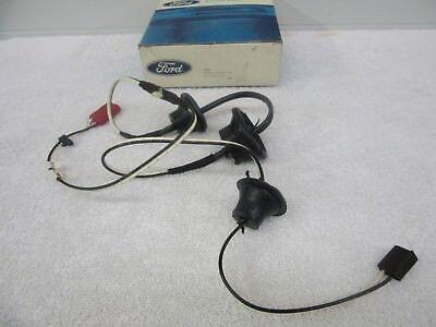 NOS 1975 Ford Elite Torino Radio Speaker Wiring Assembly ...