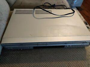 Sony-Hi-Fi-DVD-VHS-Dual-VCR-Player-No-Remote-SLV-D271P