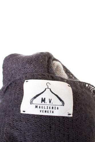 Gr bianco Women Pullover In With grigio Mohair M Maglieria Veneta nXH4qpS