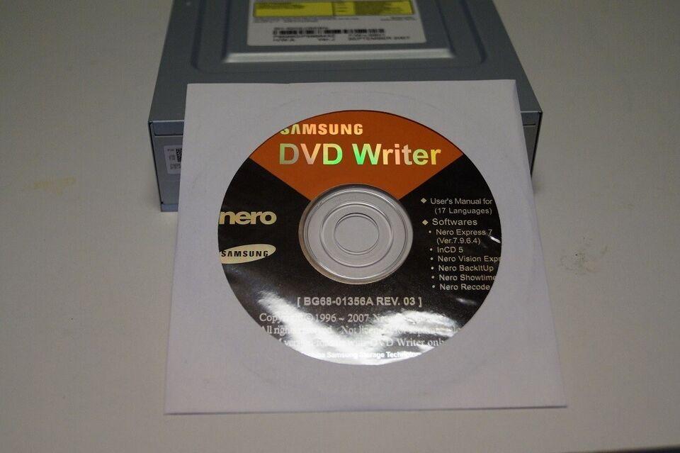 Super Writemaster DVD, Samsung, God
