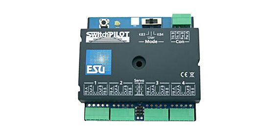 Esu 51820 2 Pezzi Switchpilot V2. 0 Multi Predocollo Cambio- e Decodificatore