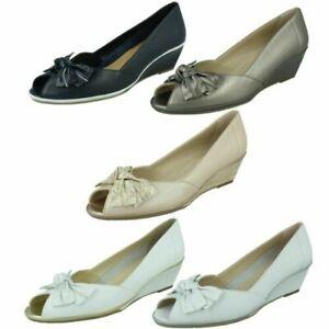 Ladies-Van-Dal-Peep-Toe-Wedges-039-Florida-II-039