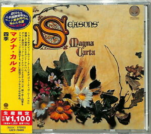 Magna Carta - Seasons (Japanese Reissue) [New CD] Reissue, Japan - Import