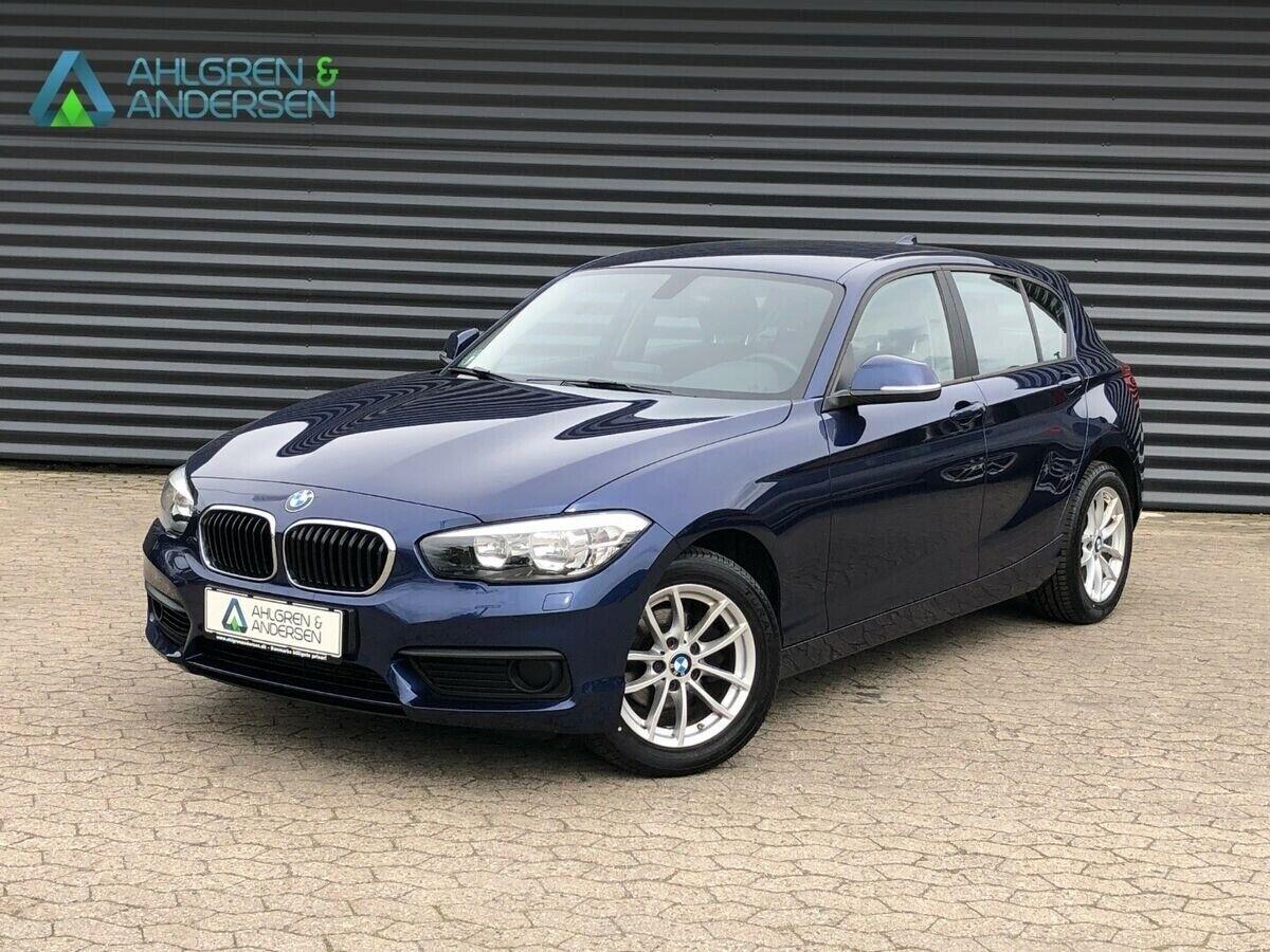 BMW 118i 1,5 Connected aut. 5d