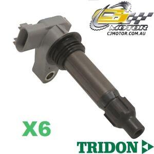 TRIDON-IGNITION-COIL-x6-Commodore-V6-VE-LPG-01-06-08-09-V6-3-6L-LE0-175