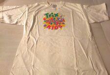 Vintage TRIX are for KIDS T-Shirt Adult Large 100% cotton Preshrunk Cereal