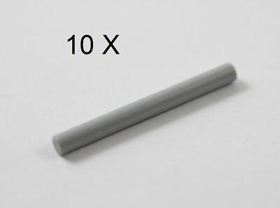 LEGO® Light Gray Bar 4L Lightsaber Blade Wand Design ID 30374