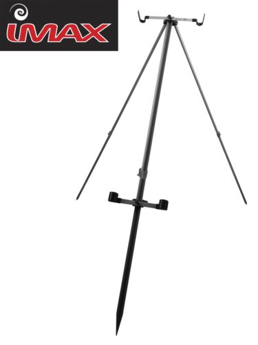 Rutenständer Imax FR PackDown Tripod 183cm 2-Rod Tele 93x10x10cm Rutenhalter