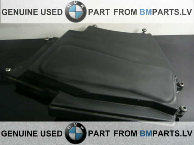 GENUINE BMW 5 6 SERIES E60 E61 E63 E64 ELECTRONIC BOX ECU LID COVER RHD 7520912