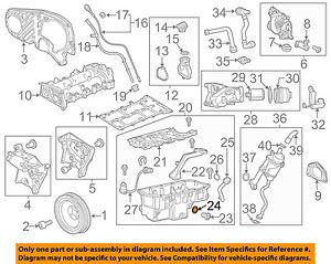 2014 silverado engine diagram chevrolet gm oem 14 15 cruze engine parts drain plug seal 55196309  chevrolet gm oem 14 15 cruze engine