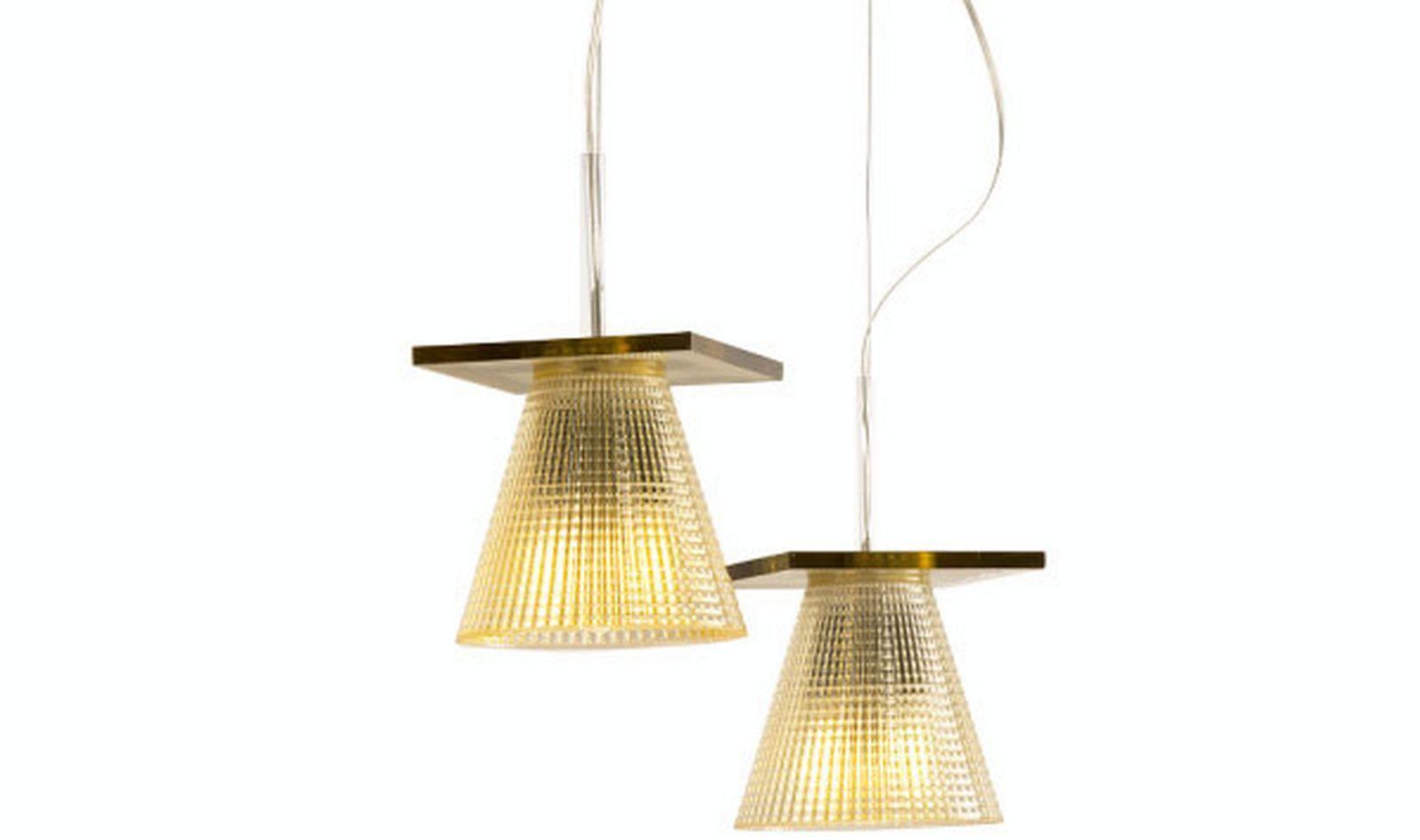 Kartell Light Air LED 9130   AM Bernstein Eugeni Quitllet Pendelleuchte