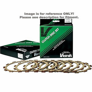 Vesrah Complete Clutch Kit for Honda XL600R 1983-1987