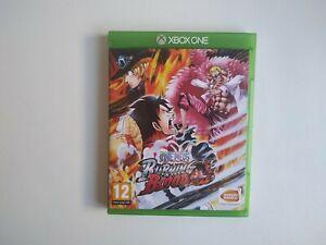 One Piece Burning Blood en Boite sur Xbox One !!!!