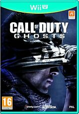 Call of Duty - Ghosts For PAL Wii U (New & Sealed)