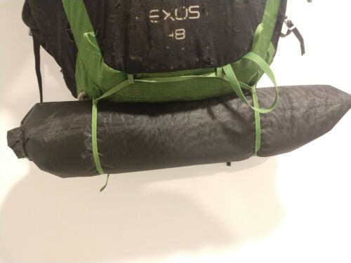 Wild Sky Gear tough 2.92oz DCF Cubenfiber dyneema tallbase Dry Bag 49g 1.7oz