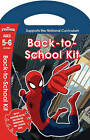 Spider-Man: Back-to-School Kit by Scholastic (Hardback, 2016)