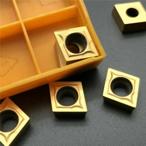 10PCS a box CCMT09T304 Grade US735 CCMT32.51 CNC Carbide insert free shipping