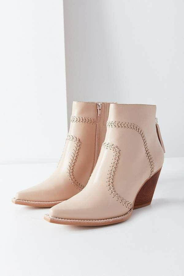NEW Jeffrey Campbell Beowulf Ankle Boot size 6.5 MSRP   439 Leather