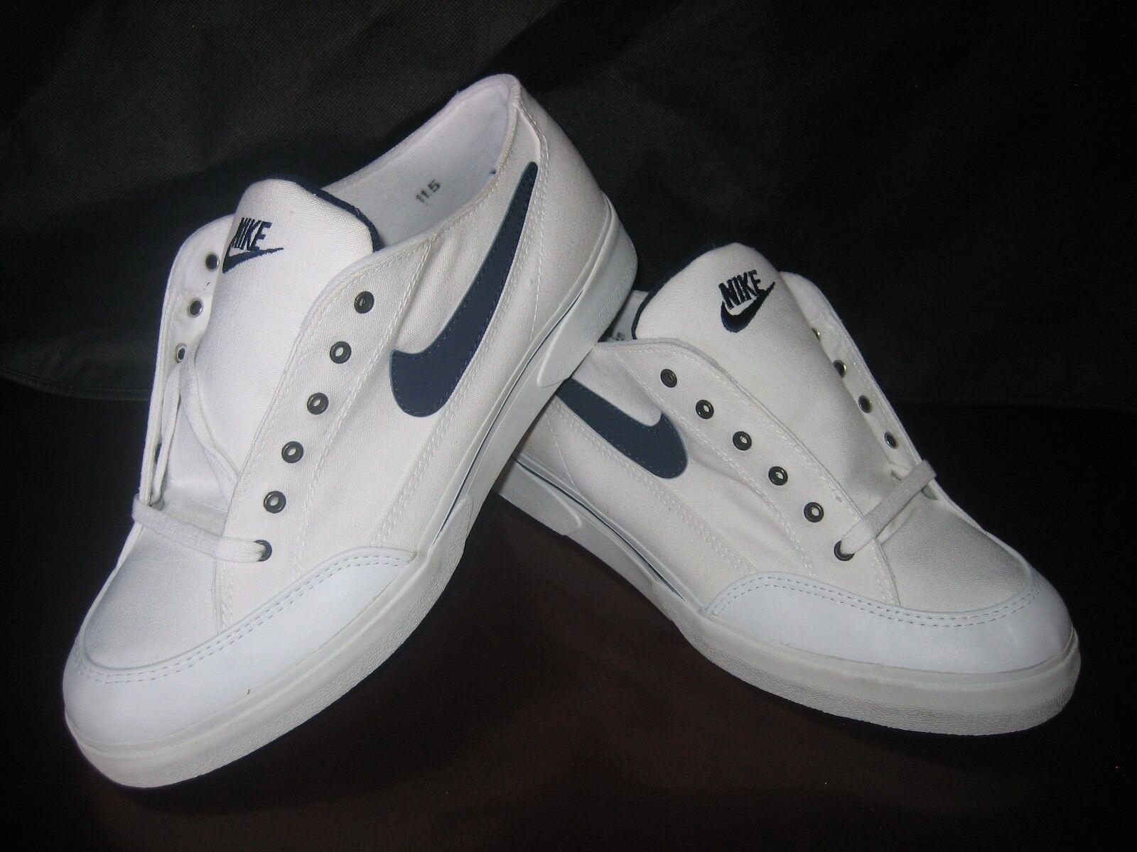 Nike Canvas GTS-RS '93 USA 11,5 NIB vintage ORIGINAL scarpe da ginnastica skate urban air