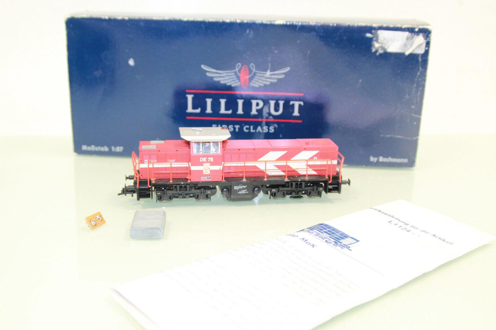 compras online de deportes Liliput pista h0 l112401 diesellok Mak el KVB KVB KVB colonia digital en embalaje original (nl2509)  venta al por mayor barato