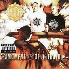 "GANG STARR ""MOMENT OF TRUTH"" CD 20 TRACKS NEU"