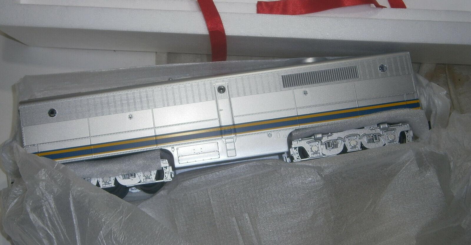 Rail re  Alco Delaware & Hudson PA Diesel B Unit 302127A scatolaED train