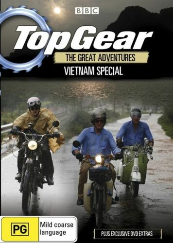 1 of 1 - Top Gear - The Great Adventures : Vietnam Special (DVD, 2009) (D159)