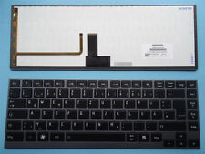 Tastatur Toshiba Portege Z830-10J Z830-10K Z835 Z830 Beleuchtet Backlit Keyboard