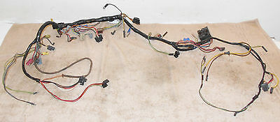 1967 ford mustang dash wiring 1967 mustang fastback coupe gt convertible orig under dash wiring  1967 mustang fastback coupe gt
