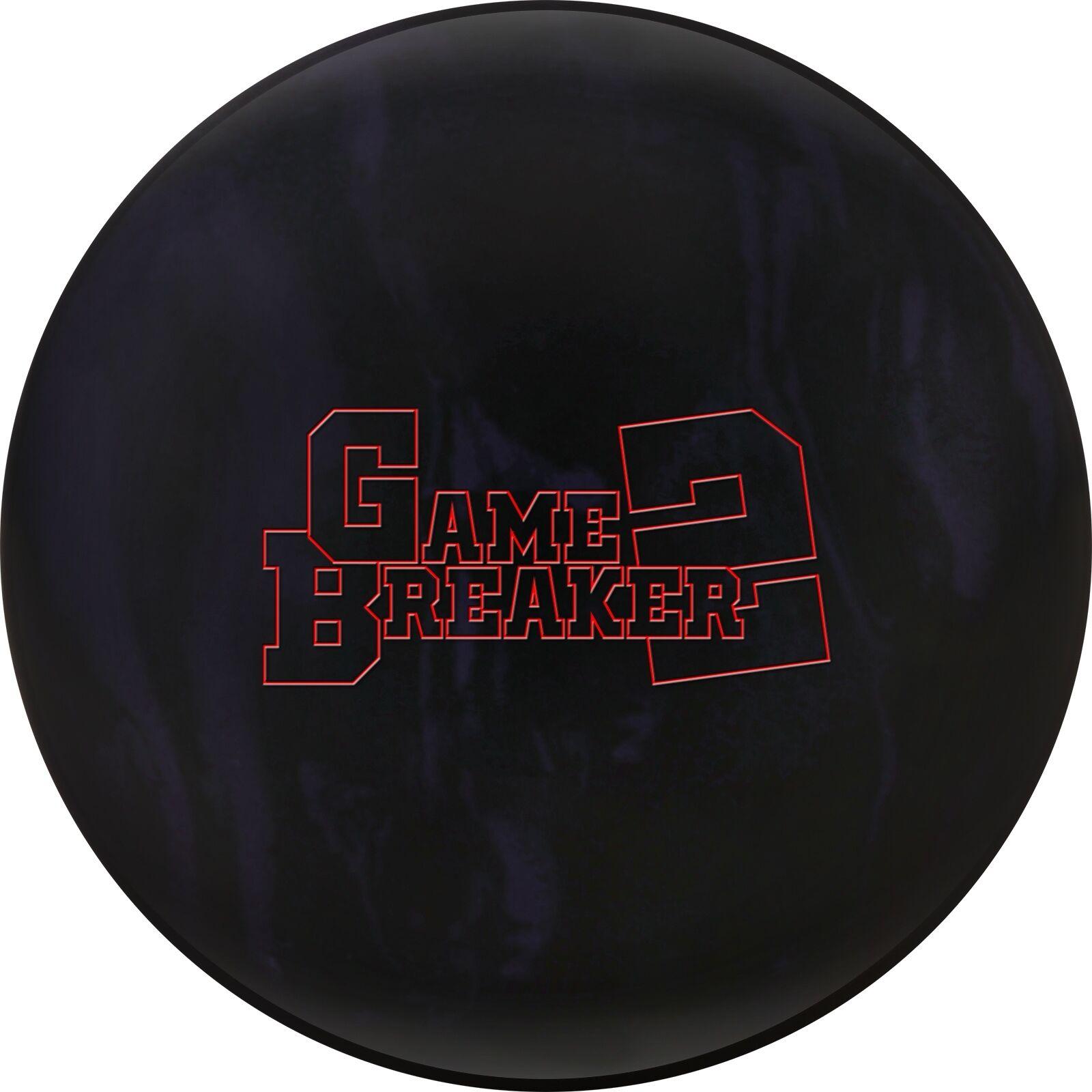 Ebonite Game Breaker 2 Bowling Ball NIB 1st Quality