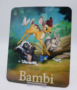 BAMBI-Glossy-Bluray-Steelbook-Magnet-Magnetic-Cover-NOT-LENTICULAR
