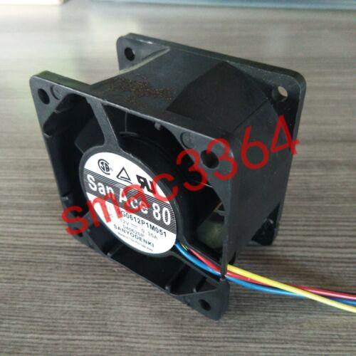 1PC fan for Sanyo 9G0612P1M051 12V  0.35A