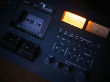 Nakamichi 600 Vintage Tape Cassette Deck Recorder As-is