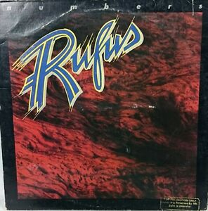 Numbers-Rufus-LP-Record