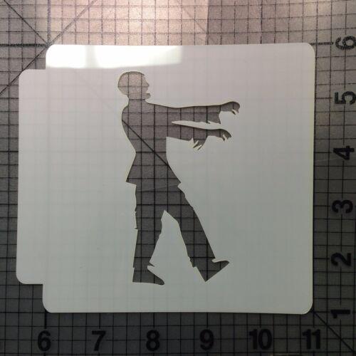 Zombie Stencil 100