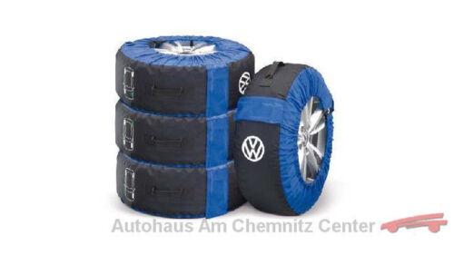 """Neuf D/'origine VW pneus poches convient à 21/"""" Pouces 4 Pièces Set Pneus Roues"""