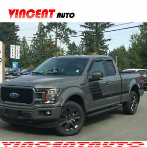 Super Crew Cab >> Details About Fit 2015 2020 Ford F150 Super Crew Cab 6 Side Step Running Board Nerf Bar Blk V