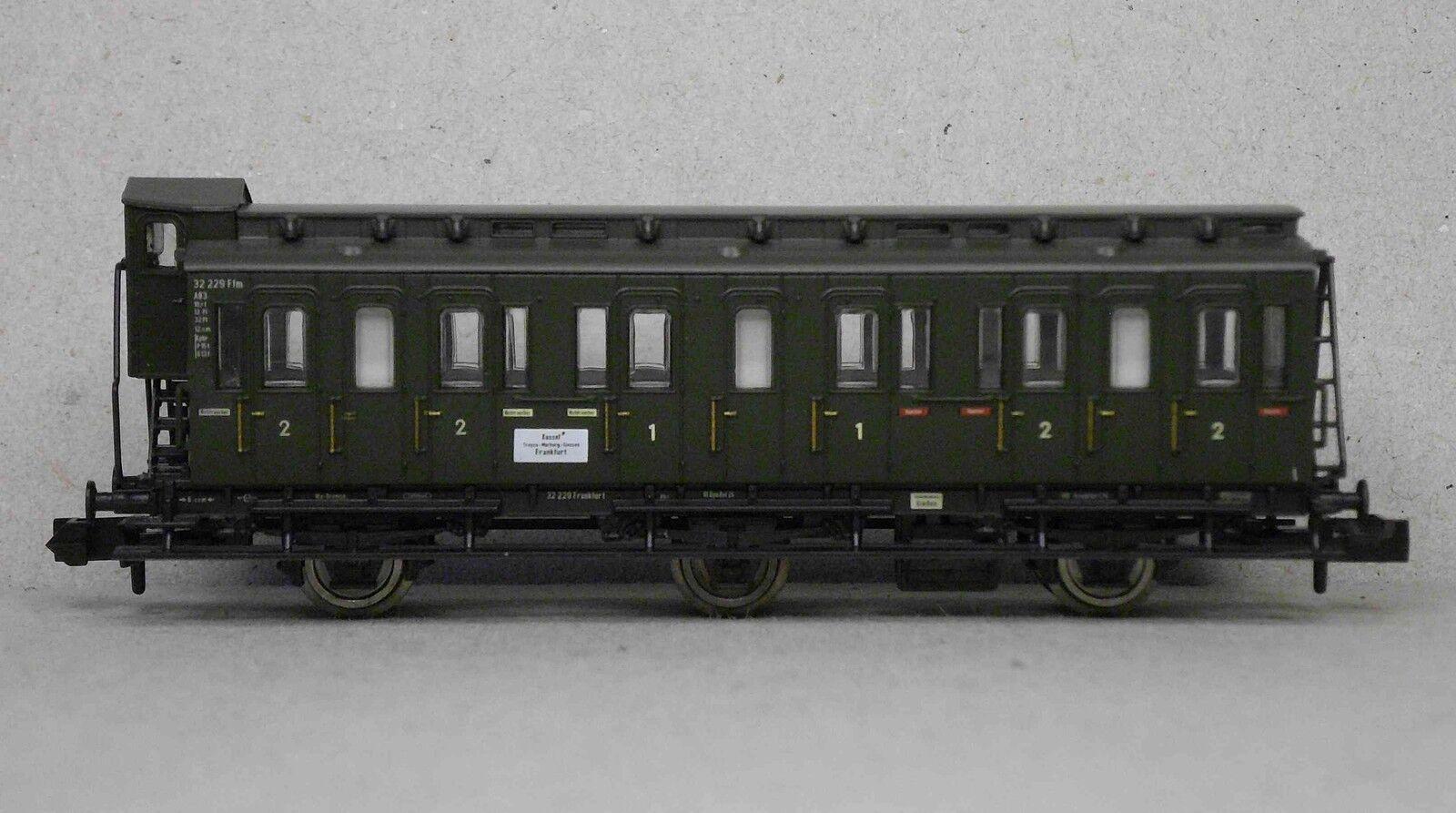 Fleischmann 806501 Spur N (9mm) Abteilwagen 1.Kl.