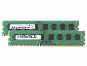 8-GB-2X-4-GB-PC3-12800-DDR3-1600-MHz-De-Memoria-Para-Dell-Optiplex-780-790-390-580-990