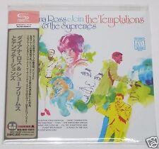 DIANA ROSS & THE SUPREMES / Join The Temptaions JAPAN SHM-CD Mini LP w/OBI
