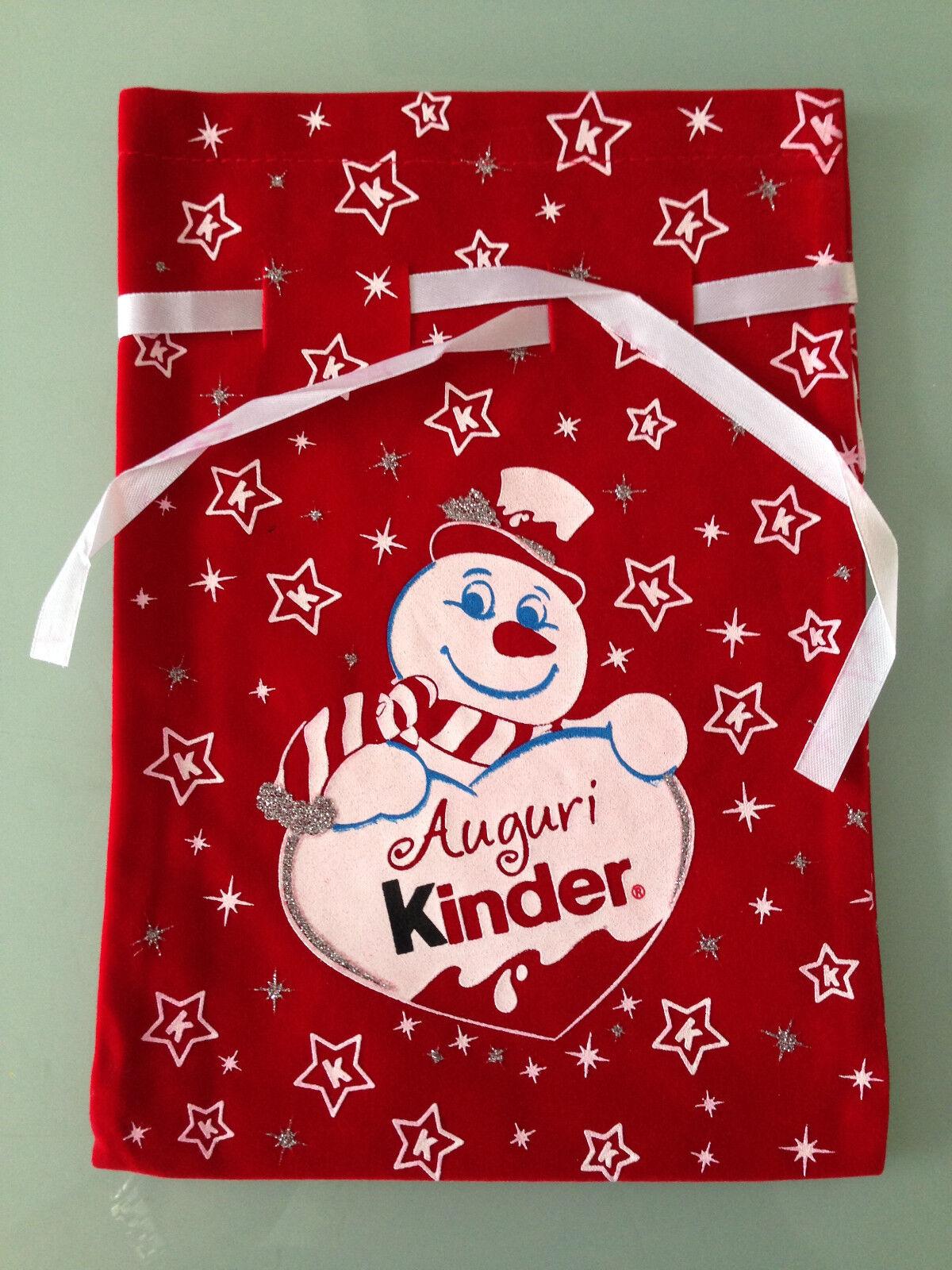 24 gefüllte Adventskalender Weihnachtssack Nikolaussack  Auguri Kinder Top Spar