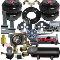 Towing Air Kit Compressor, Dodge Ram 2500 Everything Shown Description Below